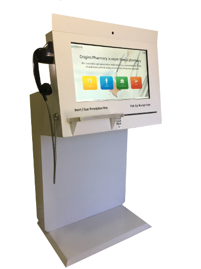 Rax Technology Inc. -  Kiosk